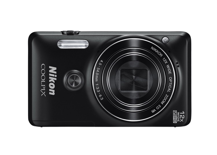 NIKON COOLPIX S6900 Black