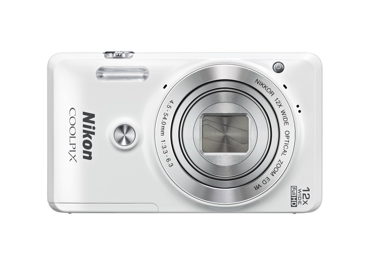 NIKON COOLPIX S6900 White