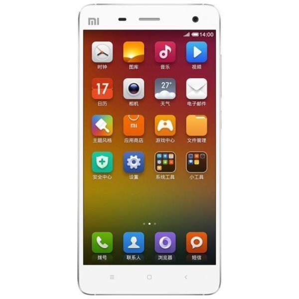 XIAOMI Mi4 64 GB, bílá