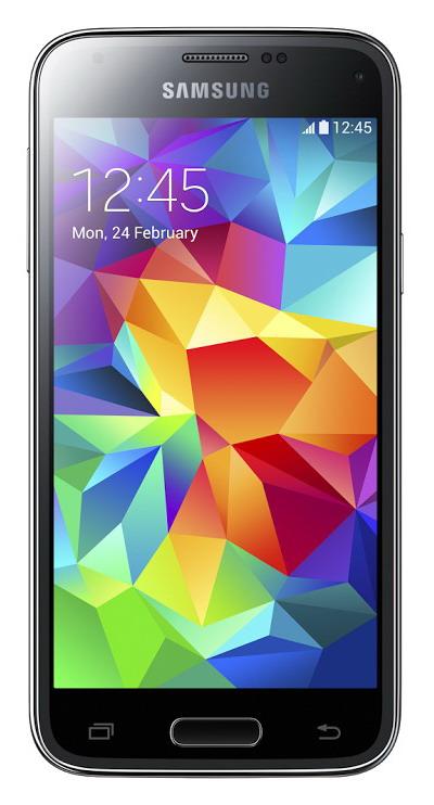 Samsung Galaxy S5 mini (SM-G800), černá