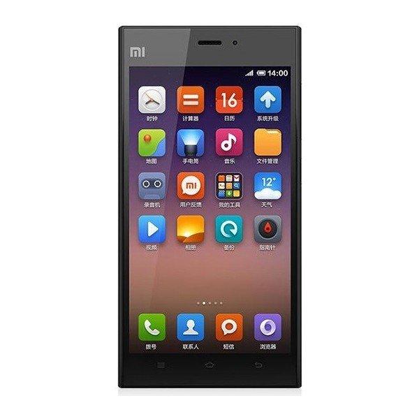 XIAOMI Mi3 16 GB, černá