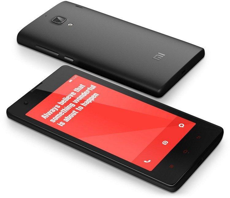 XIAOMI Redmi (Hongmi) Note LTE, černá