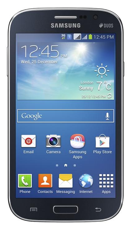 Samsung Galaxy Grand Neo Plus (i9060I), Dual SIM, černá