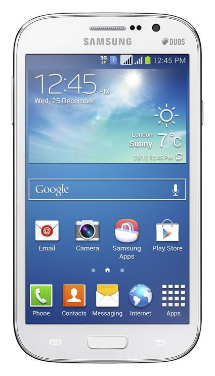 Samsung Galaxy Grand Neo Plus (i9060I), Dual SIM, bílá