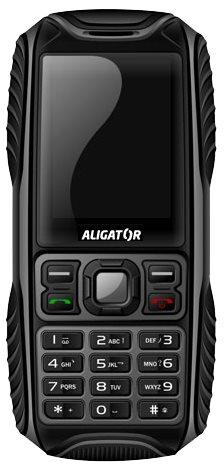 Aligator R10 eXtremo, odolný, Dual SIM, černo-šedá