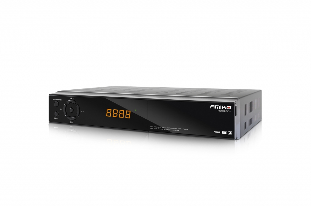 AMIKO AMIKO DVB-S2 přijímač HD 8250+ CICXE