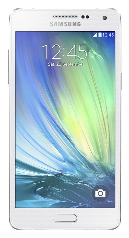 Samsung Galaxy A5 (SM-A500FU), bílá