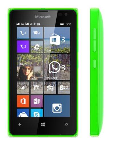 NOKIA (MS) Microsoft Lumia 532 Dual SIM, zelená