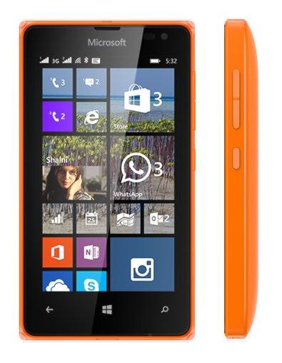 NOKIA (MS) Microsoft Lumia 532 Dual SIM, oranžová