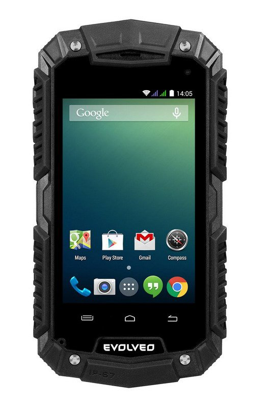 EVOLVEO StrongPhone D2 Mini, Dual SIM