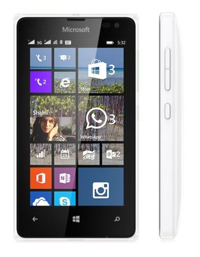 NOKIA (MS) Microsoft Lumia 532 Dual SIM, bílá