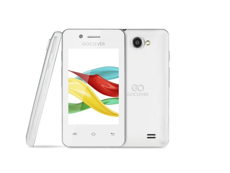 GoClever Quantum 350 White, bílá