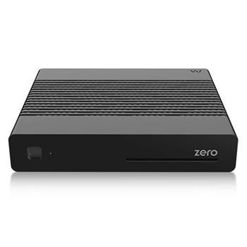 OEM VU+ Zero černý, satelitní přijímač