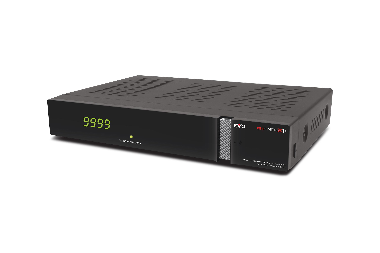 OPTIBOX OPTIBOX DVB-S2 EVO ENfinity X1+ Full HD satelitní přijímač