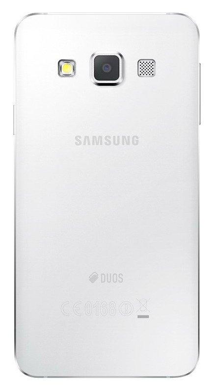 Samsung Galaxy A3 (SM-A300FU) Dual SIM, bílá
