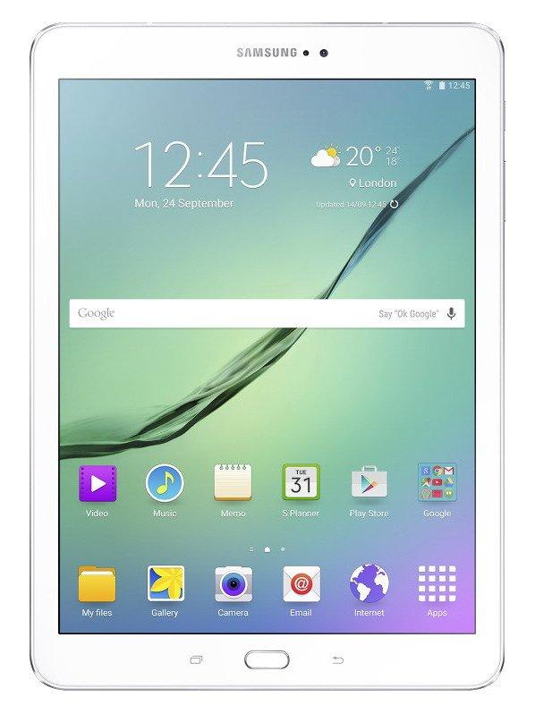 Samsung Galaxy Tab S 2 9.7 Wi-Fi (SM-T810) 32 GB, bílá