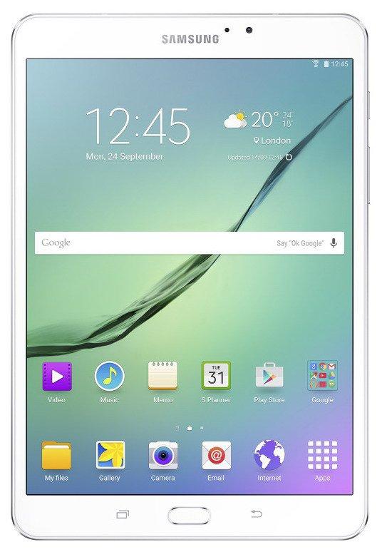 Samsung Galaxy Tab S 2 8.0 Wi-Fi (SM-T710) 32 GB, bílá