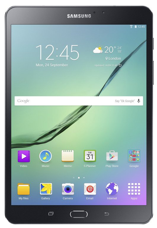 Samsung Galaxy Tab S 2 8.0 Wi-Fi (SM-T710) 32 GB, černá