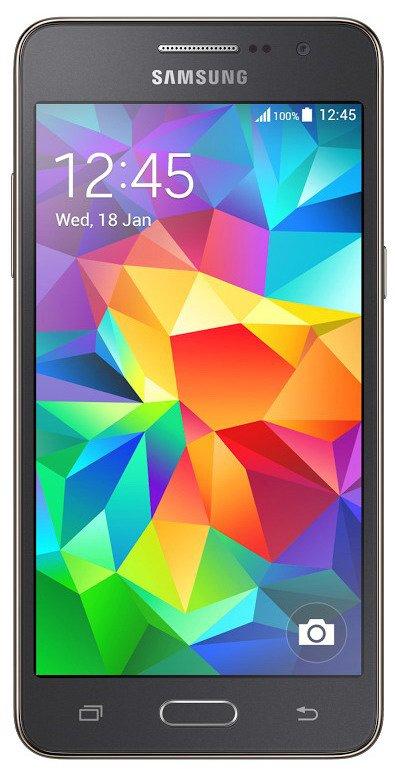 Samsung Galaxy Grand Prime VE (SM-G531F), šedá