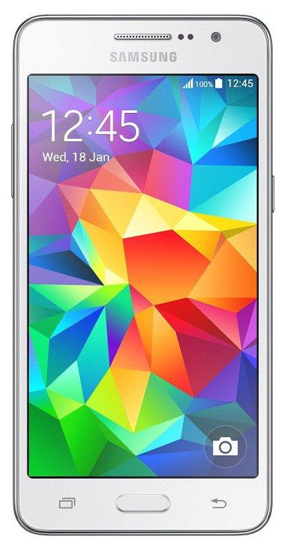 Samsung Galaxy Grand Prime VE (SM-G531F), bílá
