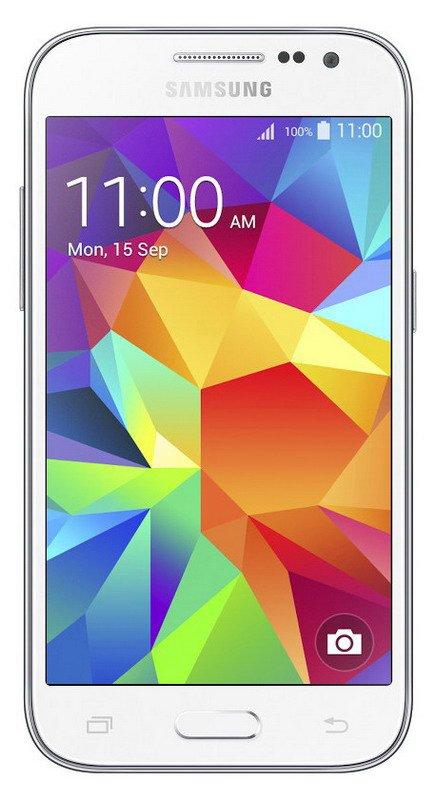 Samsung Galaxy Core Prime VE (SM-G361F), bílá