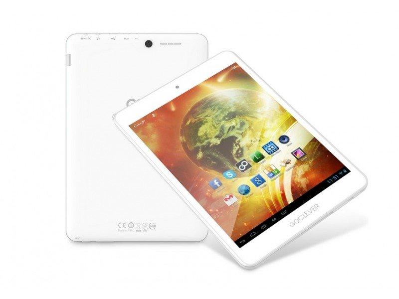 GoClever QUANTUM 785 (TAB A7821), 8 GB, bílá - II.jakost - nové, drobné oděrky na zadní straně