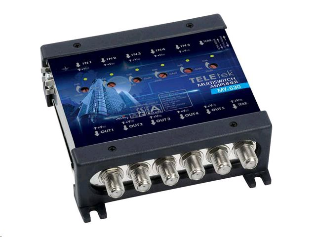 TeleTek TeleTek zesilovač pro multipřepínače 5 IF/1 RF
