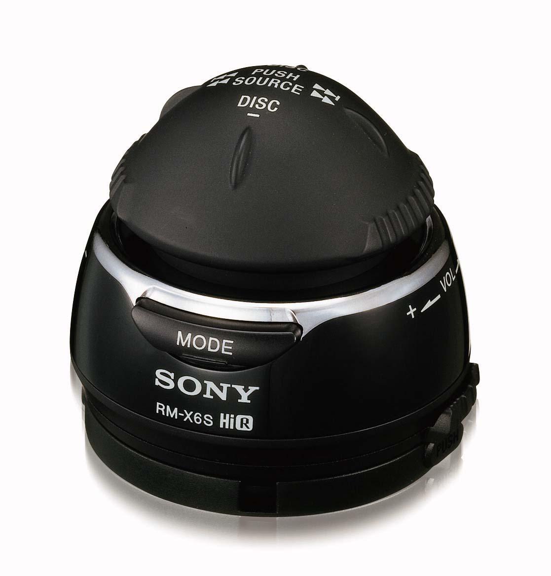 SONY RM-X6S