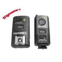 APUTURE TrigMaster II (2,4GHz) MXII-L - dálkový ovladač záblesku (Olympus)