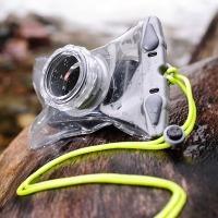 AQUAPAC Small Camera Case with Hard Lens - vodotěsné pouzdro pro malé kompakty s vysouvacím objektivem