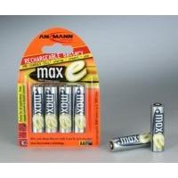 ANSMANN maxE Mignon NiMH 4xAA 2100mAh BL4, 4kusy tužkové baterie