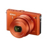 NIKON 1 J4 + 10-30mm Orange PD ZOOM