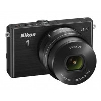 NIKON 1 J4 + 10-30mm Black PD ZOOM