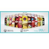 LIMO BAR Sirupy - různé druhy (Cola Light, Cola, Tonic, Energy Drink, Pomeranč, Limetka, Ananas, Broskev, ..)
