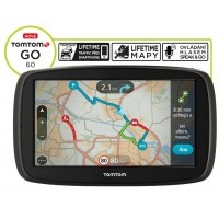 TOMTOM GO 60 Europe Traffic Lifetime mapy, Speak&Go