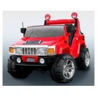 BENEO Elektrické autíčko HUMVY XXL 12V, 2x MOTOR s DO