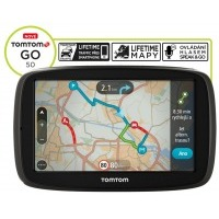 TOMTOM GO 50 Europe Traffic Lifetime mapy, Speak&Go
