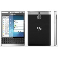 BLACKBERRY Passport Silver Edition QWERTY Silver