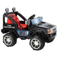 BENEO Elektrické autíčko HUMVY Protector 12V, 2x MOTOR s DO